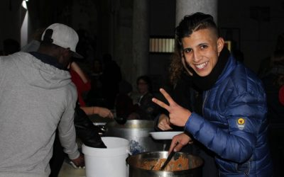 Dialogue in Italy: youth work tools and support to refugees and asylum seekers